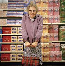Mrs. Emery - Supermarkt