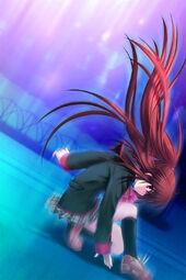 Rin Inuzuma Kick