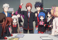 Story-Anime-Little Busters