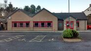 Dreghorn little chef closed