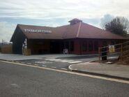 Membury west new Starbucks