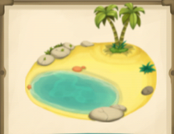 Island habitat