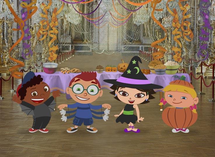 A Little Einsteins Halloween Little Einsteins Wiki Fandom