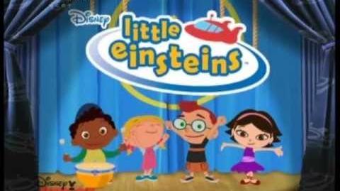 Little Einsteins Open Theme THAI