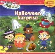 Little Einsteins - Book - Halloween Suprise Cover