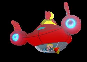 Rocket-Sub