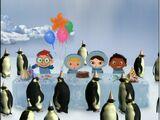 The Birthday Balloons