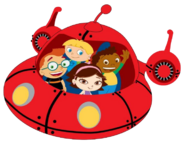 Little Einsteins in Rocket!