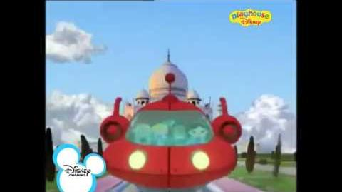 Little Einsteins Intro Bulgarian (Айнщайнчета)
