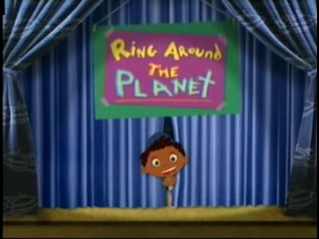 Ring Around The Planet Little Einsteins Wiki Fandom