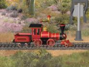 Little Red Train - Allegro