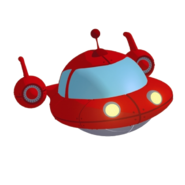 Rocket the Rocket Ship Little Einsteins