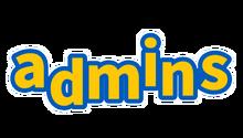 Admins-wordmark