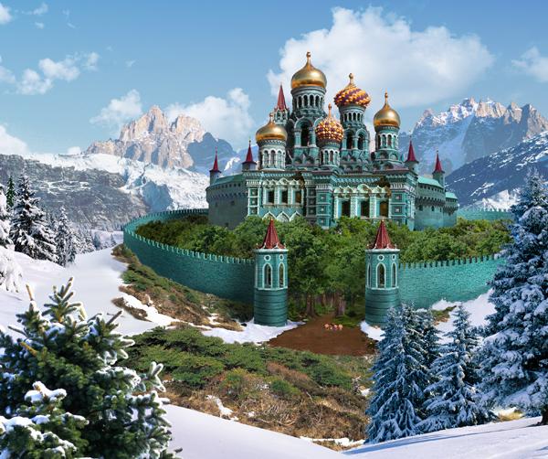 Katschai slott