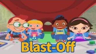 Little Einsteins Blast-Off! Season 2 Version! Little Einsteins