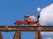 Little Red Train - Allegro 2