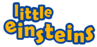 Little Einsteins Logo font only
