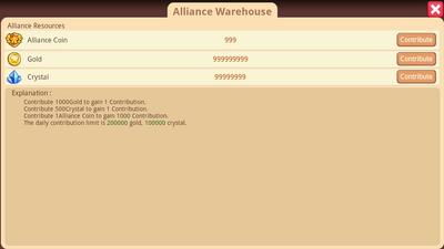 Alliance Warehouse - Alliance Resources