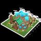 Icon crystal mine