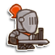 Icon footman