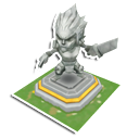 Berserker Statue