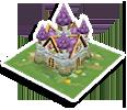 Icon magic temple