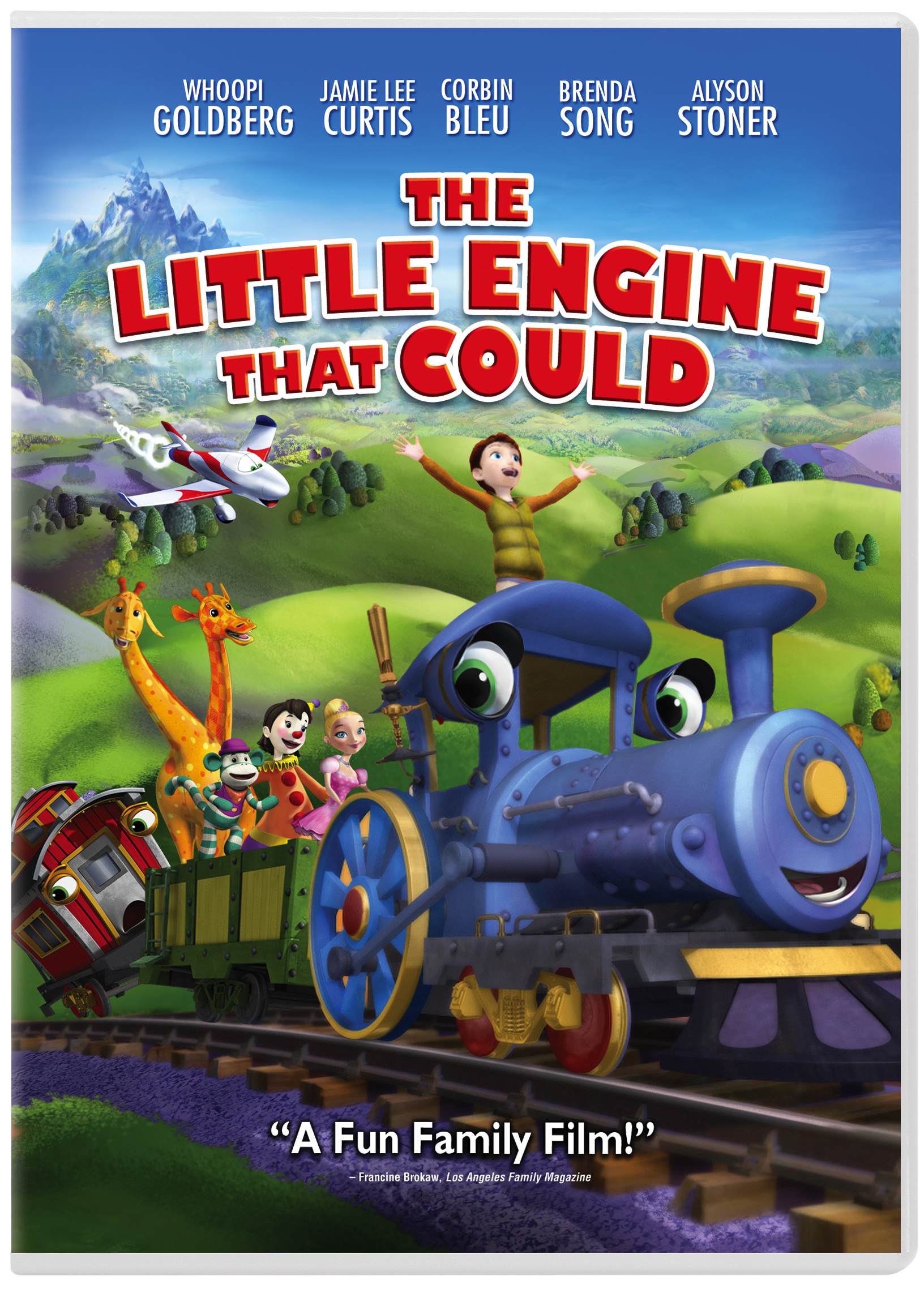 the little engine that could 2011 movie