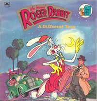 Who Framed Rger Rabbit A Different Toon