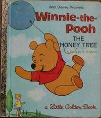 Winnie pooh honey tree