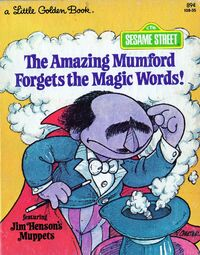 The amazing mumford forgets the magic words