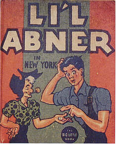 Li'l Abner in New York