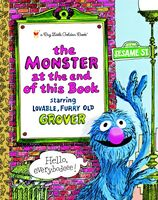 The monster at the end of this book 2004 big little golden book