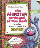 The monster at the end of this book 2003 little golden book