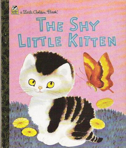 File:Shy little kitten.jpg
