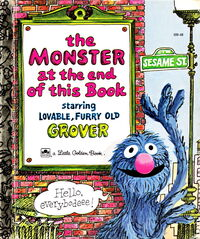 The monster at the end of this book 1971 little golden book