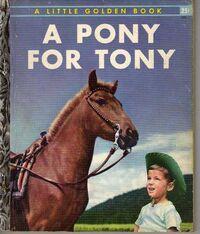 A Pony For Tony