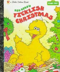 Big birds ticklish christmas