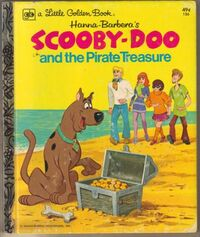 Scooby-Doo and the Pirate Treasure