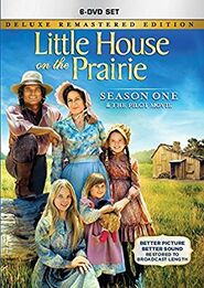 Little House on the Praire Season 1 Cover 2