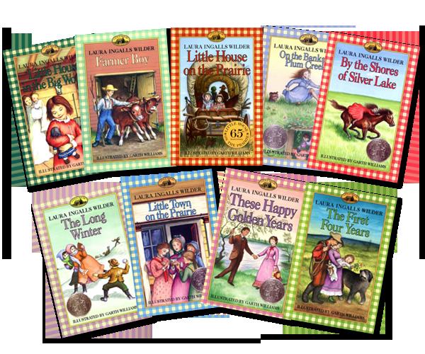 Résultats de recherche d'images pour «little house books»