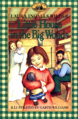Book.littlehousebigwoods