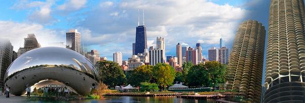 Chicago banner