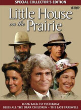Little House on the Prairie Movie specials