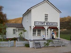 Olesons shop