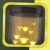 Jar of fireflies
