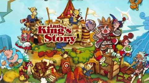 Little King's Story Soundtrack--King T.V. Dinnah Intro Alien Channel