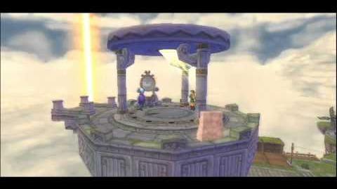 Opening the Thunderhead (Skyward Sword)
