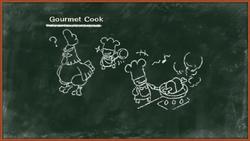 Gourmet Cook Info