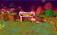 Ripe Kingdom Entrance View