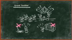 Grunt Soldier Info